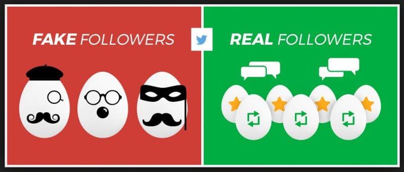 Fake-Real-Followers