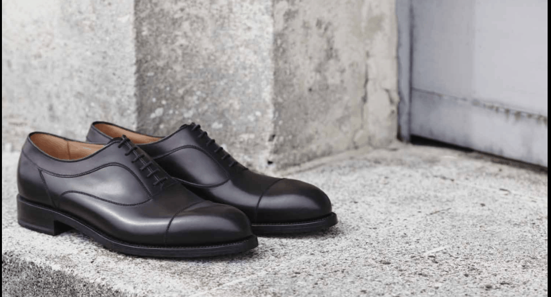 JM Weston Country Gents collection black
