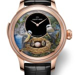 Jaquet Droz The Bird Repeater specs