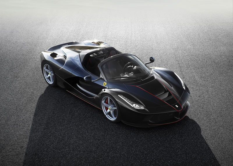 LaFerrari-open-top-limited-edition-paris-motorshow