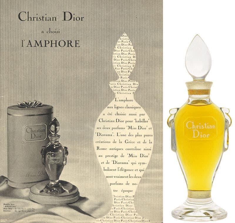 Miss-Dior-1947-ad-amphore