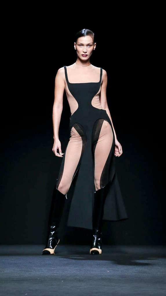 Mugler-F-W-2020-21-fashion-show-paris-fashion-week