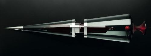 Penfolds Ampoule_Sculpture Two Parts