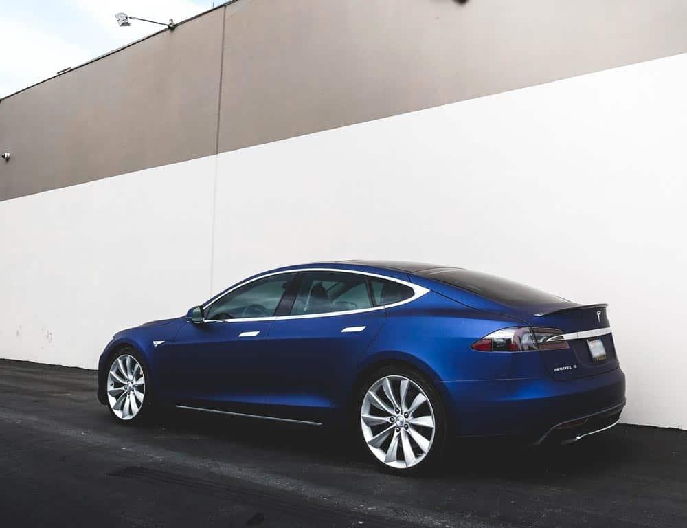 Tesla-Model-S-electric-luxury-cars