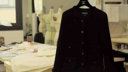 The Little Black Jacket Chanel
