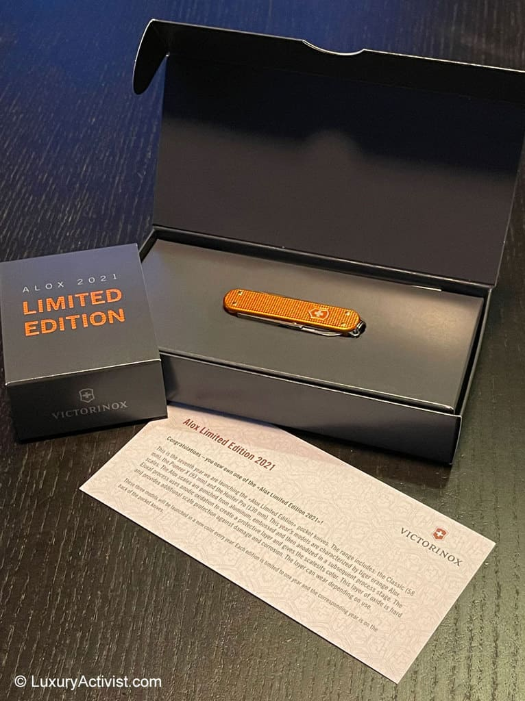 Victorinox-limited-edition-Alox-reviews