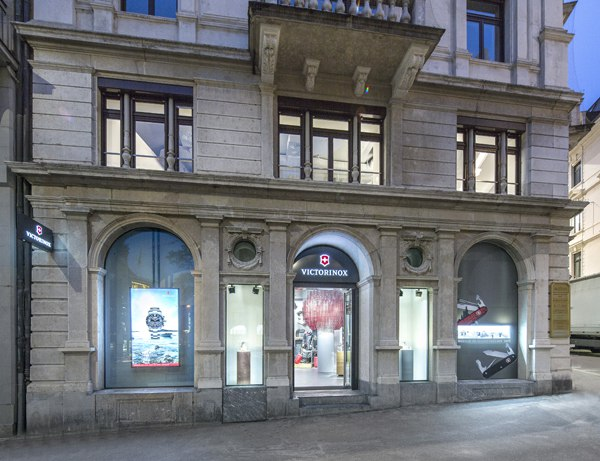 Victorinox-Flagship-Zurich-outside-view