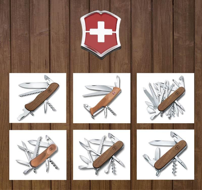 Victorinox-wood-collection