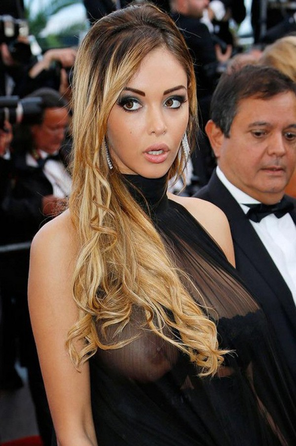 nabila-sexy-oops-cannes-2014