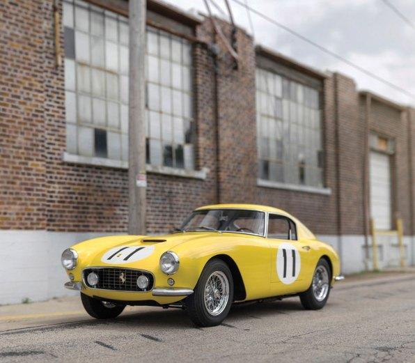 Ferrari 250 GT SWB Competizione – 1960 – 13.250.000 dollars (89,7 mio. kr.)