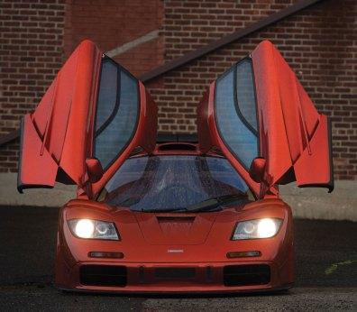 McLaren F1 – 1998 – 13.750.000 dollars (93,1 mio. kr.)