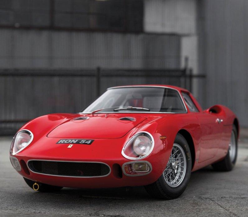 Ferrari 250 Le Mans – 1964 – 17.600.000 dollars (119,1 mio. kr.)