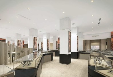 Den nye 700 kvadratmeter store afdeling i Illum.