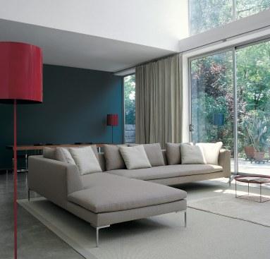Charles har været B&B Italias bedst sælgende sofa, siden den blev lanceret i 1997.