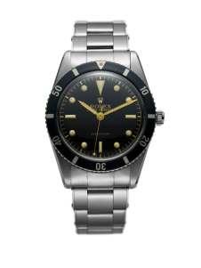 Selvom Rolex Submariner blev lanceret i 1953, minder den nuværende model meget om originalen. Det er bl.a. denne reaktionære tilgang til design, der har gjort Rolex til så populært et urmærke.