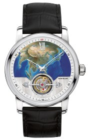 Montblanc ExoTourbillon Slim 110 Years Limited Edition