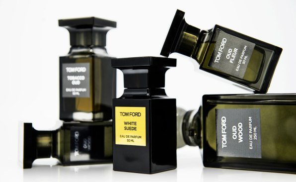 Hele 22 dufte finder du i Tom Ford Private Blend Collection, hvor de alle repræsenterer et personligt minde for Mr. Ford.