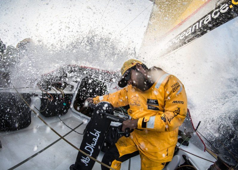 Abu Dhabi Ocean Racing vandt ikke kun Volvo Ocean Race 2014/2015, men også IWC 24-Hour Speed Record Challenge Prize og In-Port Race Series. Desuden vandt fotografen ombord på Abu Dhabi Ocean Racing en Inmarsat Onboard Reporter Award for sine billeder under kapsejladsen.