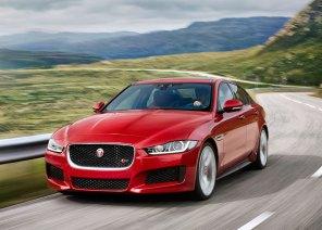 XE er Jaguars nye forsøg på at udfordre de etablerede modeller i den kompakte prestigeklasse: Audi A4, BMW 3-serie og Mercedes C-klasse.