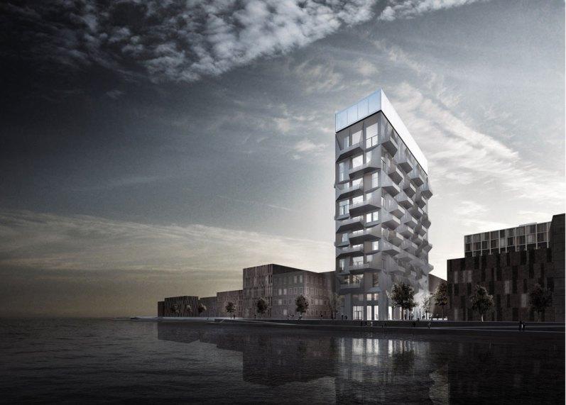 Sol, luft, hav, vind og by må være nøgleordene for den kommende restaurant, der bliver placeret 17 etager oppe. Heroppe vil de besøgende have mulighed for at fornemme den uspolerede panoramaudsigt over Øresund og København.