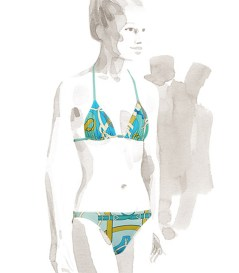 Bikini Eole, 3.250 kr.