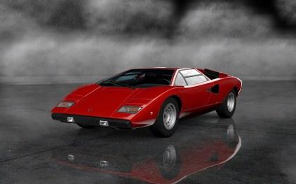 Selv om den gudesmukke Countach med de ikoniske saksedøre var med til at holde navnet Lamborghini varmt, fik Ferruccio i 1970'erne nok af ævl og bureakrati. Han solgte sit livsværk for at blive vinbonde.