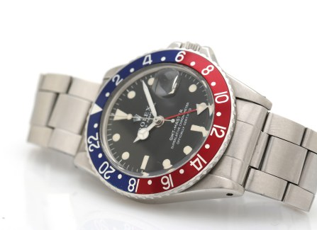 Rolex GMT-Master ref. 1675 'Jan Stage'