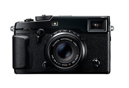 Det nye X-PRO2-kamera fra Fuji siges at være det bedste, hurtigste og mest avancerede kompakte systemkamera til dato. Det nye og vejrforseglede kamerahus er spækket med nyheder som for eksempel en helt nyudviklet 24,3-megapixels billedsensor. Fujifilm X-PRO2 14.999 kr.