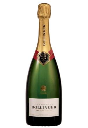 Bollinger Special Cuvée Brut, 329,95 kr. pr. flaske v/køb af 12, philipsonwine.dk