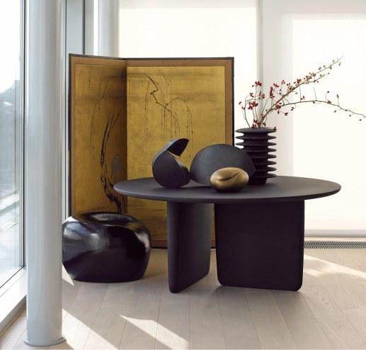 Tobi-Ishi var en stor udfordring at få sat i produktion, men B&B Italia sætter altid designet først og opfinder gerne nye produktionsmetoder for at få designet til at fungere i virkeligheden.