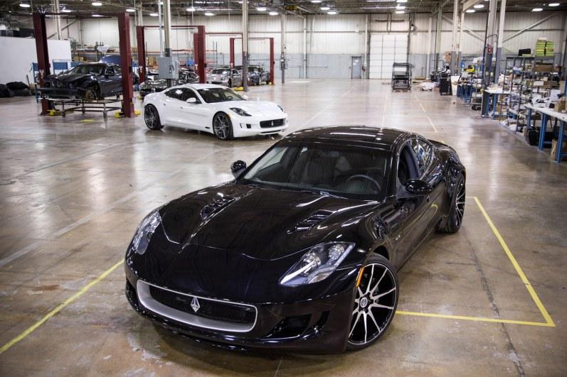 Ved siden af sin drøm om at skabe effektive, sexede elbiler har Henrik Fisker sammen med den tidligere Ford-topdirektør Bob Lutz stiftet virksomheden VLF Automotive for at lave seriøse amerikanske drengerøvsbiler. Første model er denne Force 1 med en 8,4-liters V10-motor.