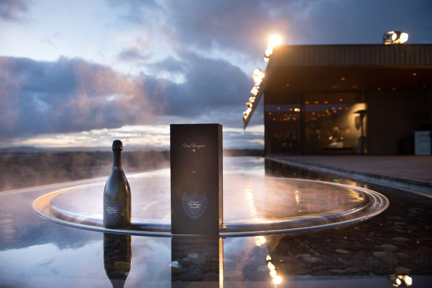 Denne private og meget spektakulære villa i Island var en del af rammerne ved lanceringen af P2.