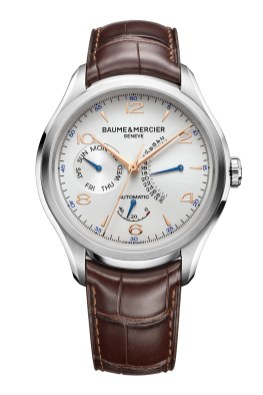 Baume & Mercier Clifton Retrograde Date