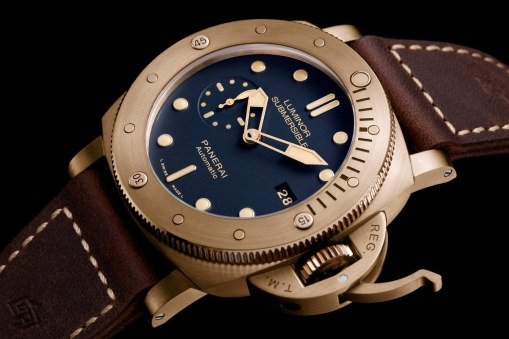 Panerai Luminor Submersible 1950 3 Days Bronzo.