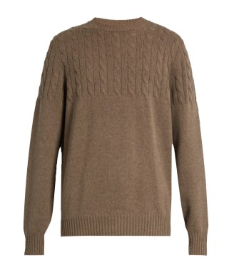 Brunello Cucinelli hos Mr. Porter, 7.080 kr.