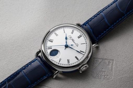 H. Moser & Cie producerer blot ca. 1.000 ure årligt – men hvilke ure!