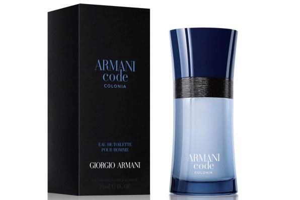 Armani Code Colonia, 75 ml, 600 kr.