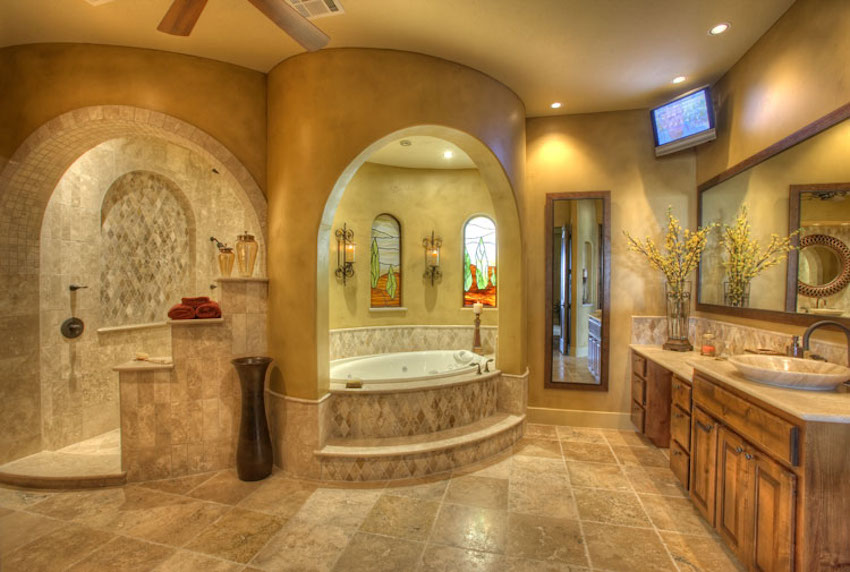 50 Magnificent Luxury Master Bathroom Ideas (full Version