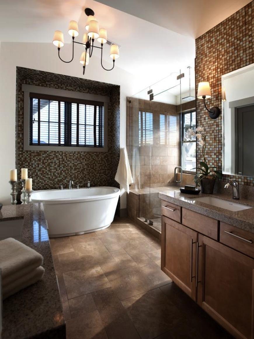 Bathroom Design Ideas: 10 Stunning Transitional Ideas to ... on Popular Bathroom Ideas  id=71918