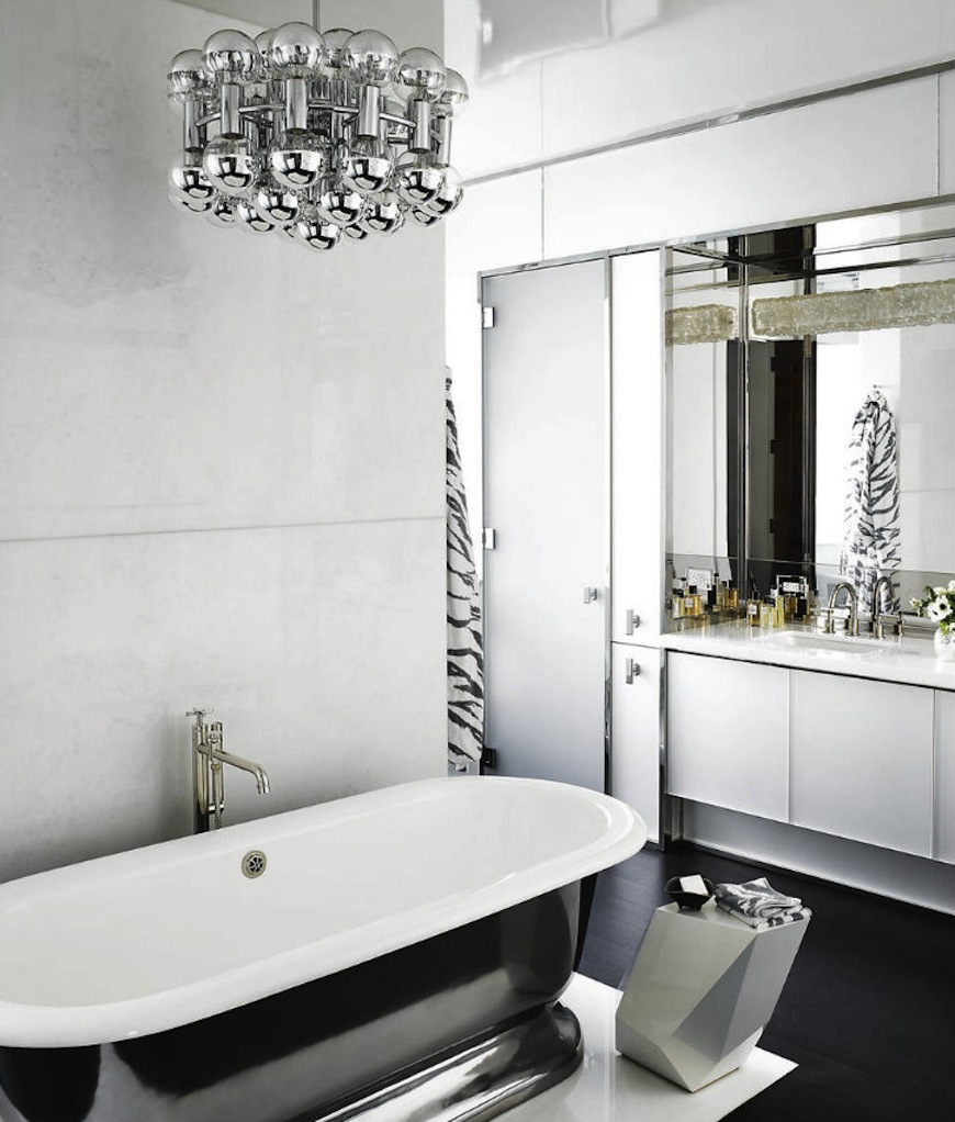 Be Amazed by These White Bathroom Design Ideas on White Bathroom Design Ideas  id=61737