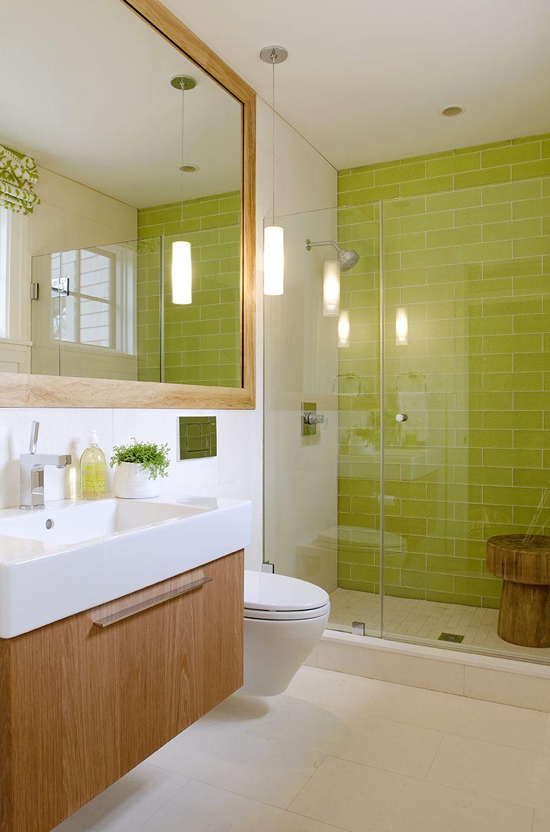 10 Beautiful Tile Ideas For A Bold Bathroom Interior ... on Bathroom Tile Design Ideas  id=87127