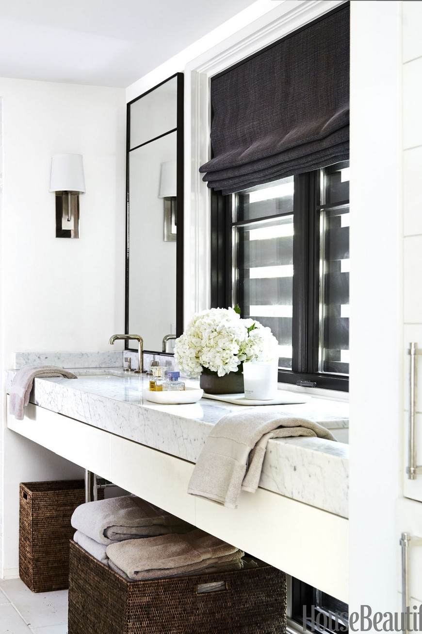 6 Small Bathroom Ideas to Achieve a Simple Yet Elegant ... on Small Space Small Bathroom Ideas With Shower id=95166