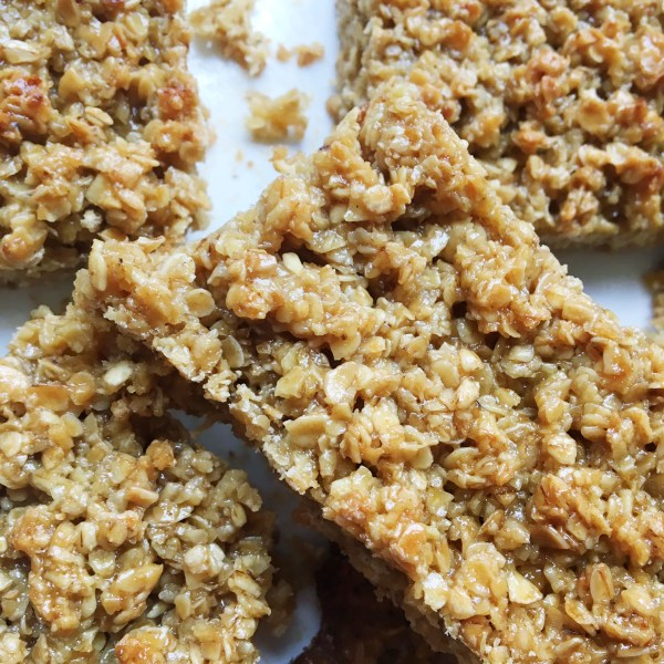 How to Bake Flapjacks | Closeup
