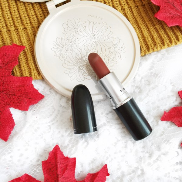 Lipsticks I Have Been Wearing in Autumn | MAC Whirl