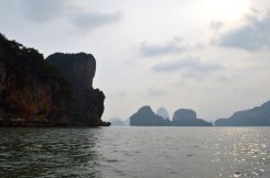 Phang Nga Bay Best Excursion on Mariner of the Seas Royal Caribbean Singapore Thailand Cruise tour and video2