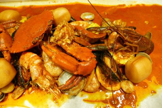 Crab Factory Petaling Jaya Kuala Lumpur Best Seafood Restaurant 4k Video Review Expat Angela Luxury Bucket List4