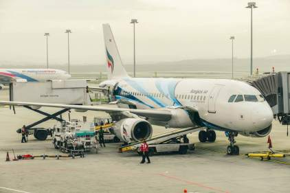 Bangkok Airways Best Koh Samui Airline Flight from Kuala Lumpur Airport Video Review Tour by Expat Angela Luxury Travel Blogger YouTuber Vlogger Malaysia-6