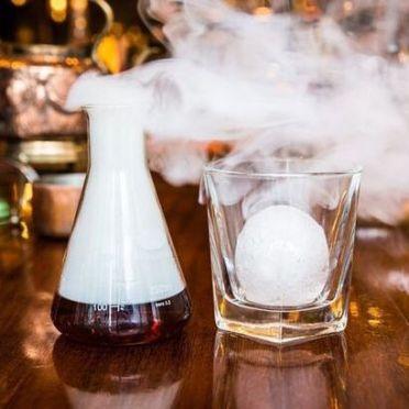Alchemist Smokey Old Fashioned