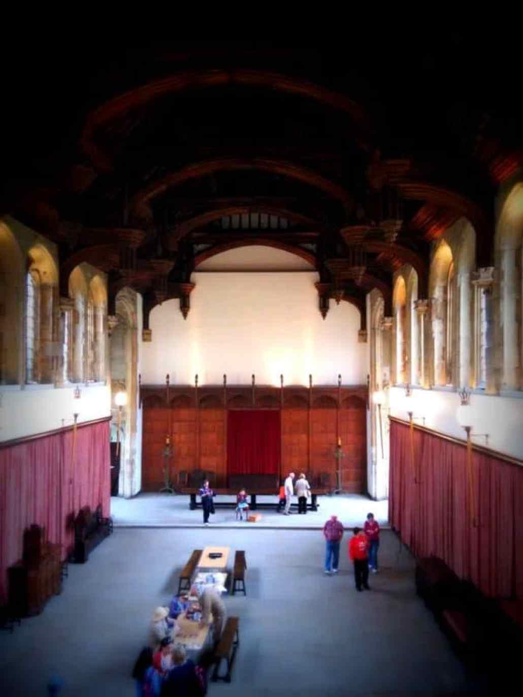 Eltham Palace Great Hall