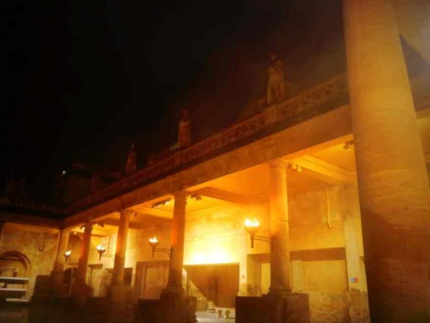 Bath Roman Baths - www.luxurycolumnist.com
